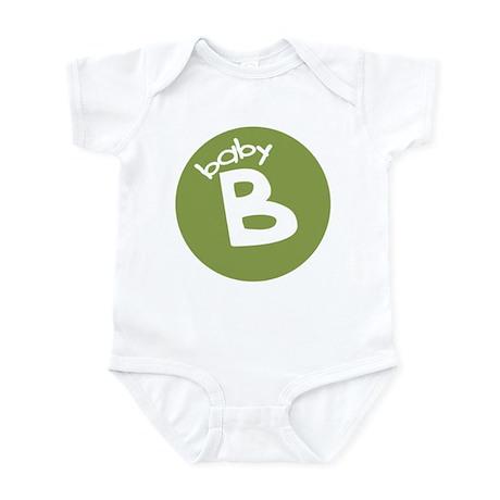 baby B green Infant Bodysuit