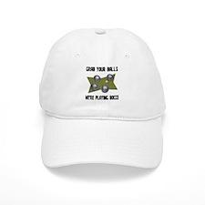 Bocce Baseball Cap