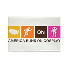 America Runs On Cosplay Magnets