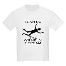 Unique A wilhelm scream T-Shirt