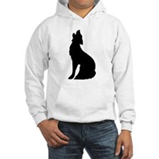 Howling Wolf Icon Hoodie
