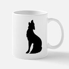Howling Wolf Icon Mug