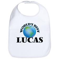 World's Best Lucas Bib