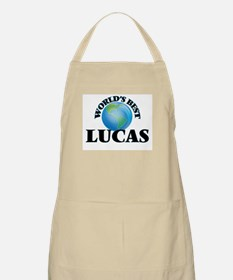 World's Best Lucas Apron