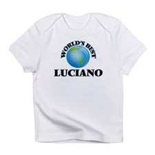 World's Best Luciano Infant T-Shirt