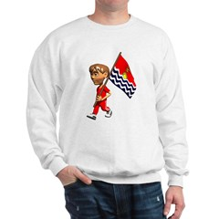 3D Kiribati Sweatshirt