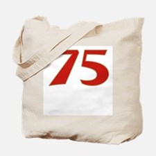 Foxy 75 Tote Bag