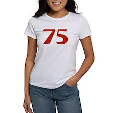 Foxy 75 Tee