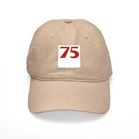 Foxy 75 Cap
