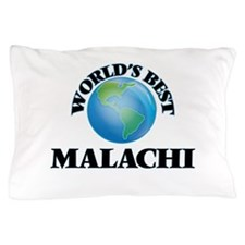 World's Best Malachi Pillow Case