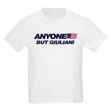Anyone But Giuliani T-Shirt