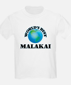 World's Best Malakai T-Shirt
