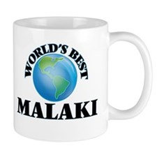 World's Best Malaki Mugs
