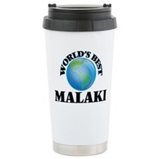 World's Best Malaki Travel Mug