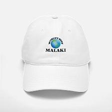 World's Best Malaki Baseball Baseball Cap
