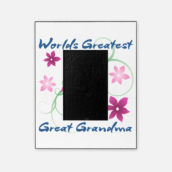 World's Greatest Great Grandma (Flow Picture Frame