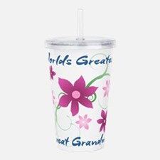 World's Greatest Great Acrylic Double-wall Tumbler