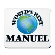 World's Best Manuel Mousepad