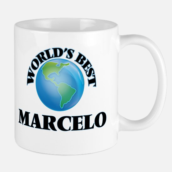 World's Best Marcelo Mugs