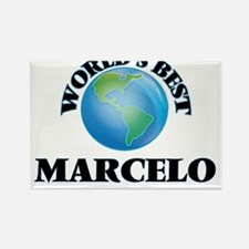 World's Best Marcelo Magnets