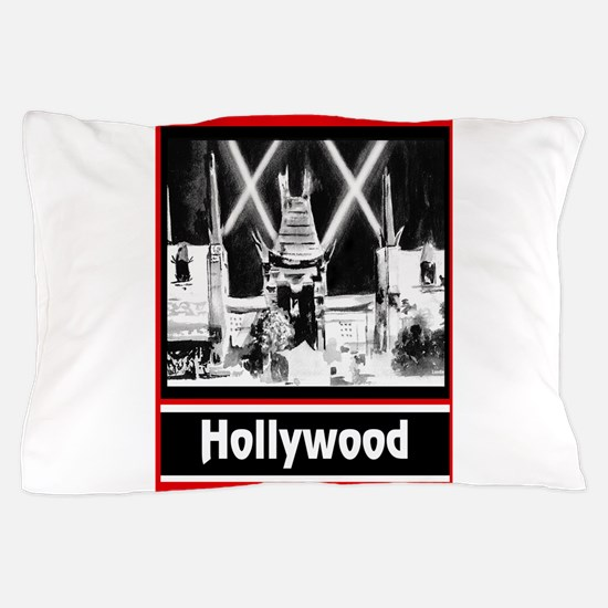 Hollywood Pillow Case