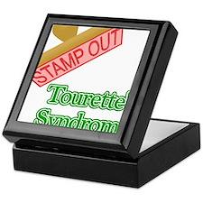 Tourettes Syndrome Keepsake Box