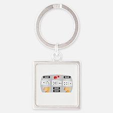 Slot Machine Keychains