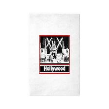 Hollywood 3'x5' Area Rug