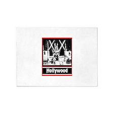 Hollywood 5'x7'Area Rug
