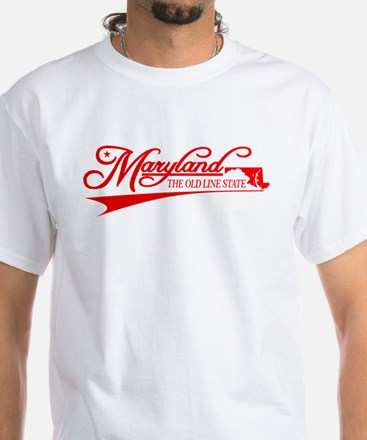 Maryland State of Mine T-Shirt