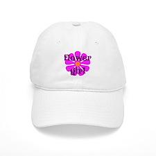 Flower Girl Baseball Cap