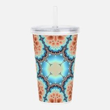 Unique Fantasy science fiction Acrylic Double-wall Tumbler