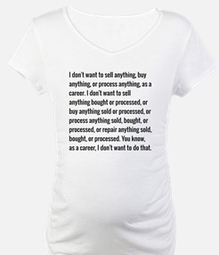 Lloyd Dobler Quote Shirt