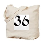 Provocative 36 Tote Bag