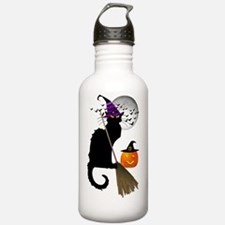 Le Chat Noir - Hallowe Water Bottle