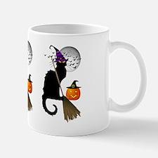 Le Chat Noir - Halloween Witch Mug