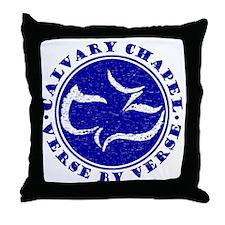 versebyversefront.png Throw Pillow
