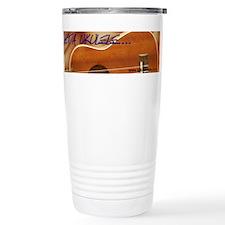 Funny Ukelele Travel Mug