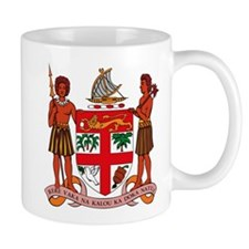 Fiji Coat of Arms Coffee Mug