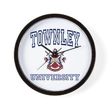TOWNLEY University Wall Clock