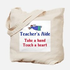 Teacher's Aide Tote Bag