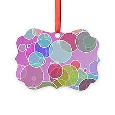 Colorful bubbles Ornament