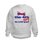 Get 'The Force of July' Kids Sweatshirt