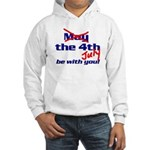 Get 'The Force of July' Hooded Sweatshirt