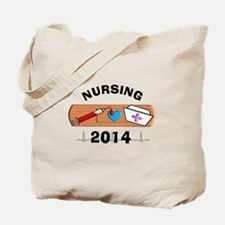 Nursing Class 2014 Tote Bag