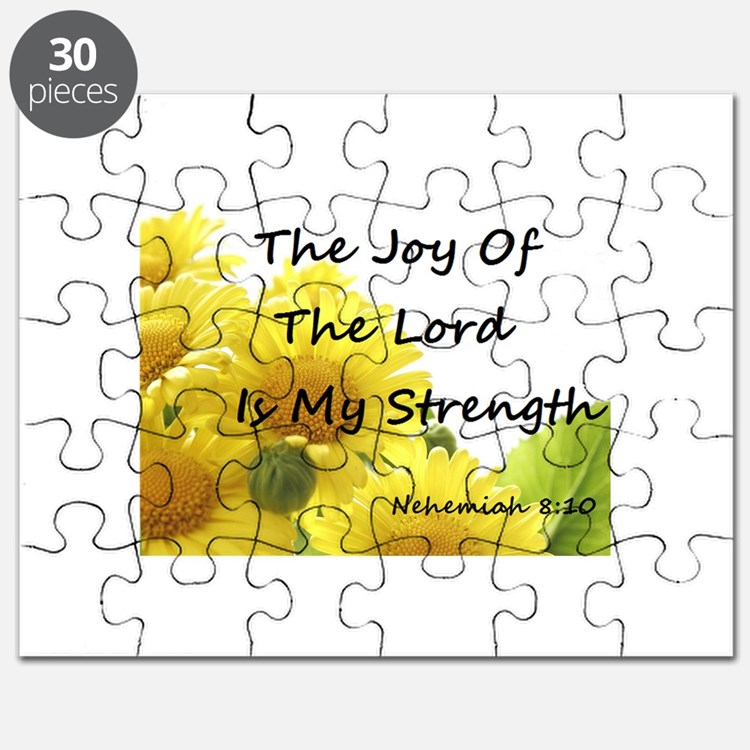 The Joy Of The Lord Puzzle