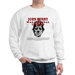 John Kerry War Criminal Sweatshirt