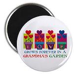Grandma's Garden Magnet