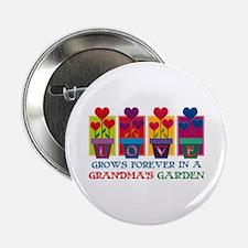 Grandma's Garden Button