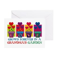 Grandma's Garden Greeting Cards (Pk of 10)